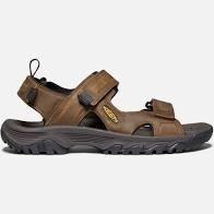 Men's Targhee III Open Toe Sandal Bison/Mulch