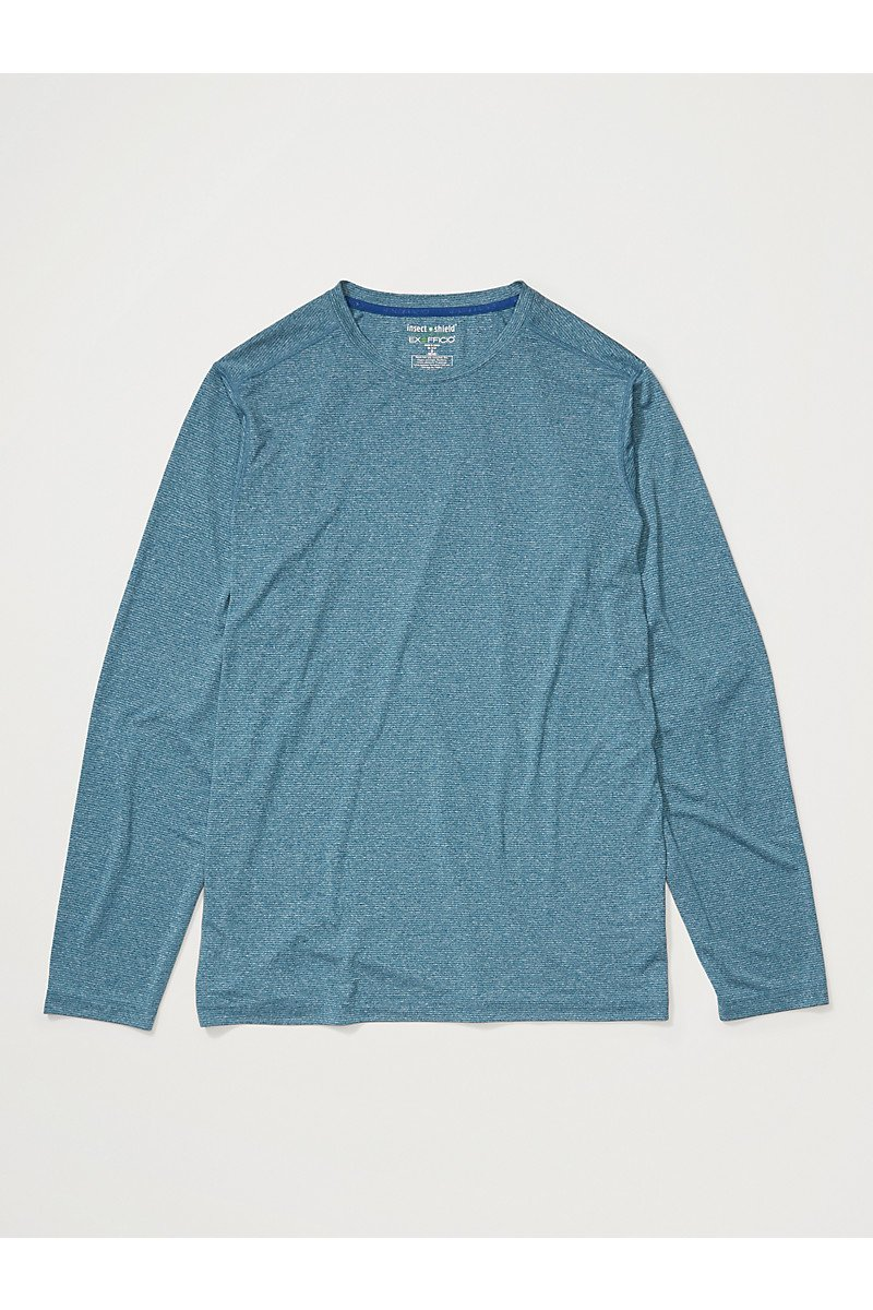 Men's BugsAway Tarka Long Sleeve Shirt -Galaxy