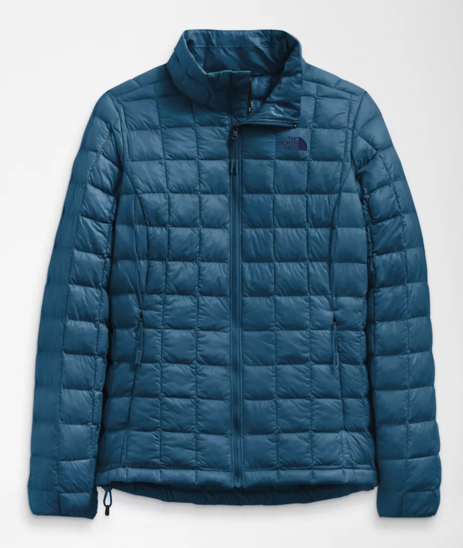 W's North Face Thermoball Eco Jacket - Monterey Blue