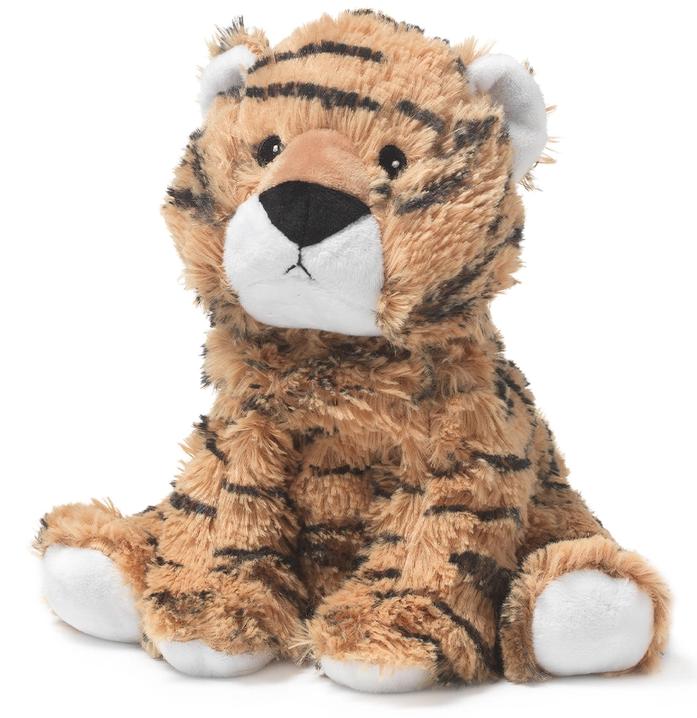 Striped Tiger Microwaveable Warmies