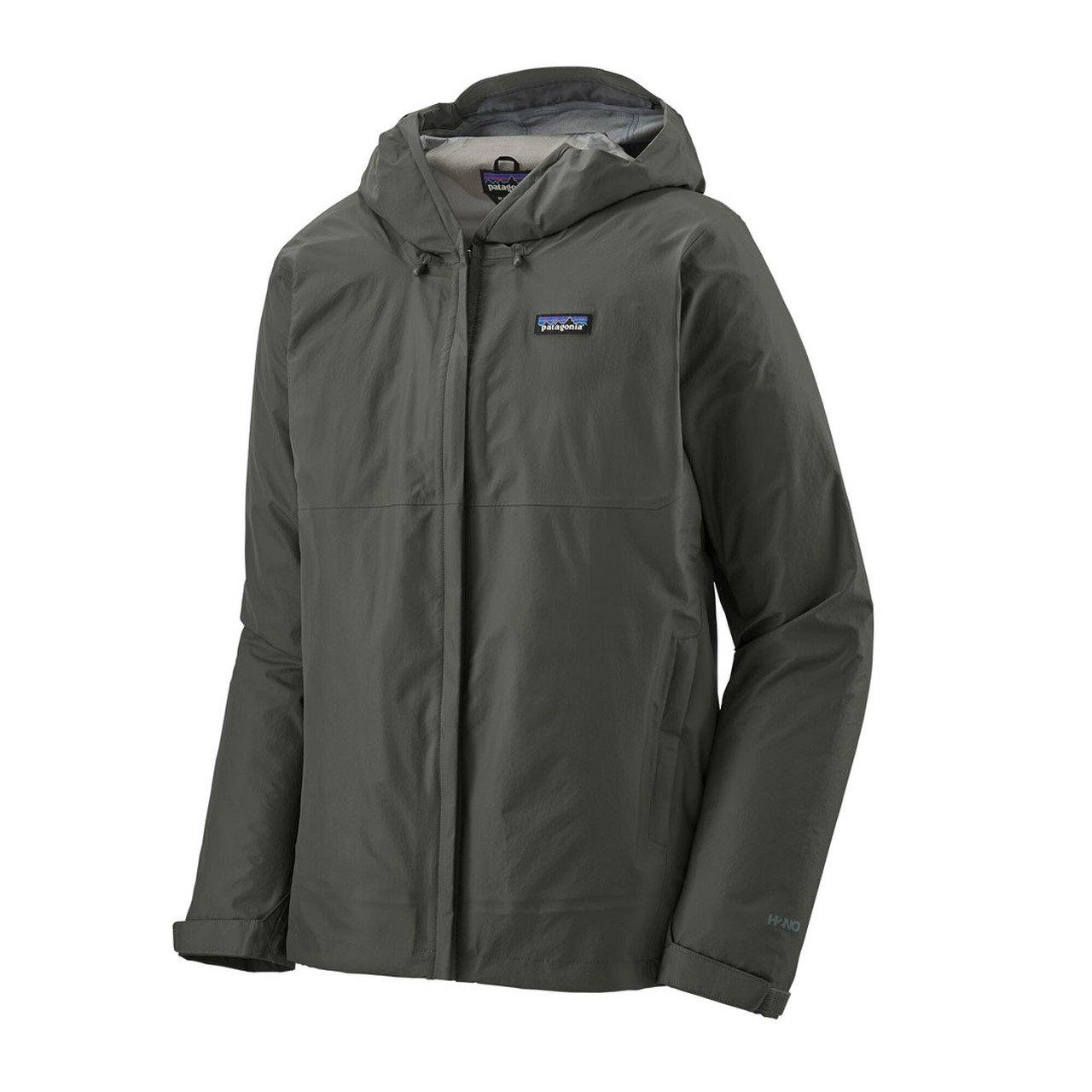 Men's Torrentshell Jacket in Black