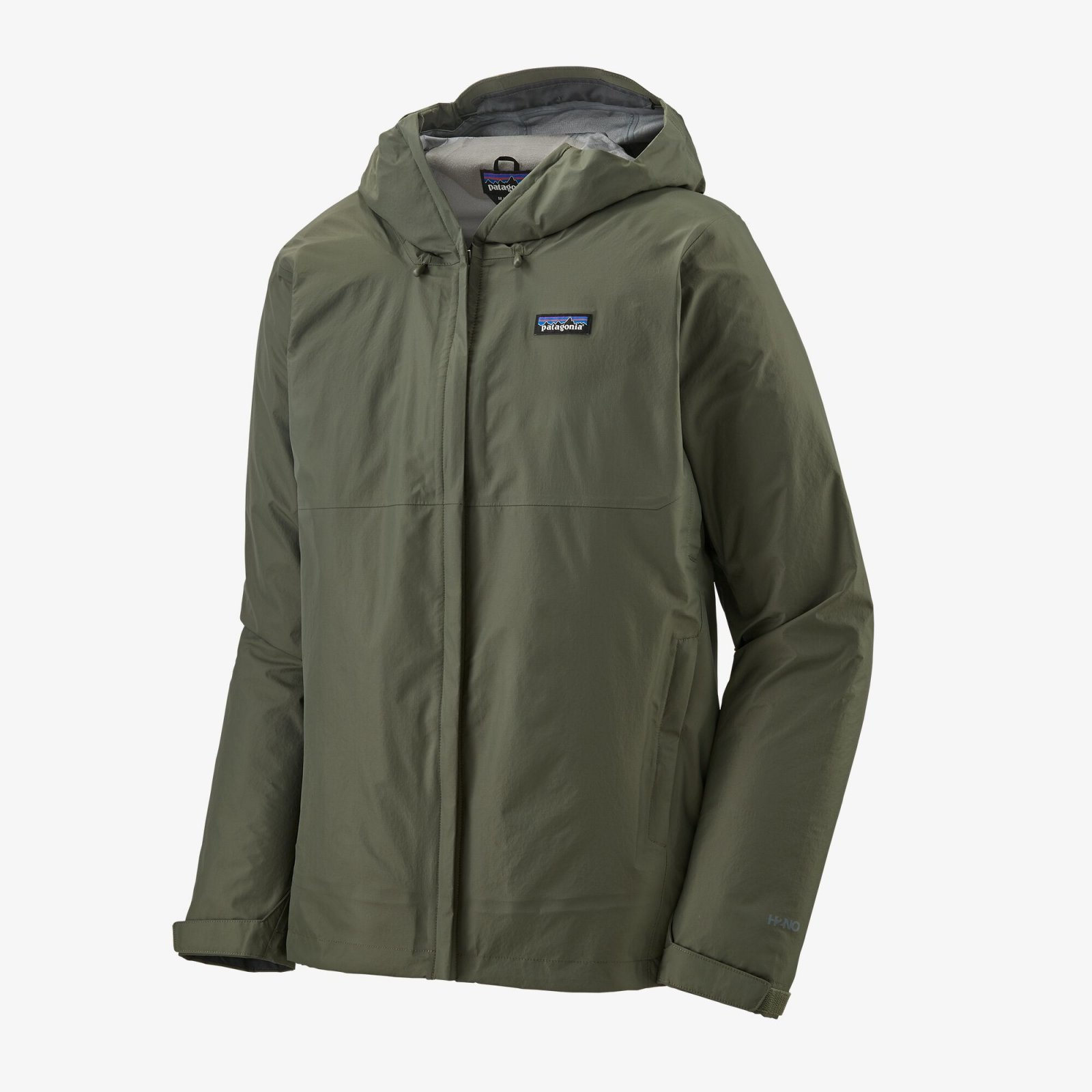 Men's Patagonia Torrentshell Jacket 85240 Industrial Green