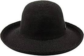 Victoria Hat Black