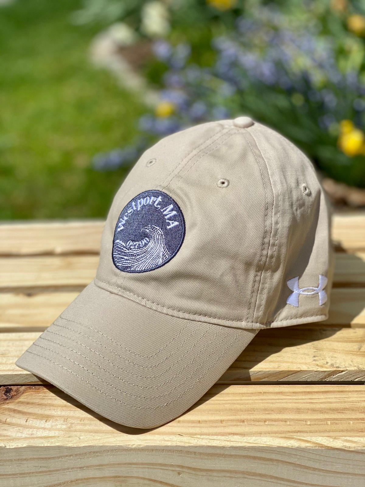 Under Armour Westport Wave Patch Hat - Khaki