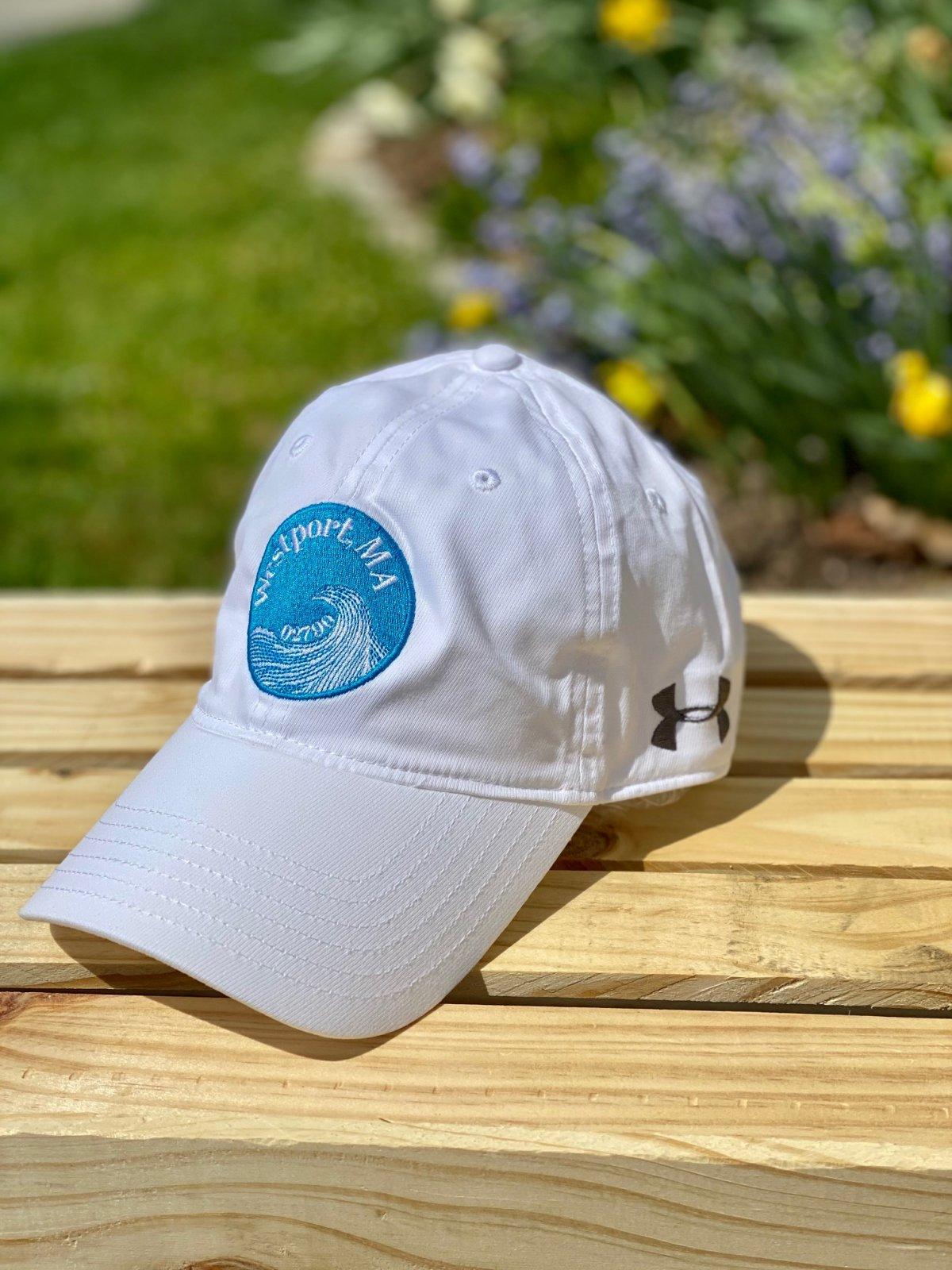 Under Armour Westport Wave Patch Hat - White