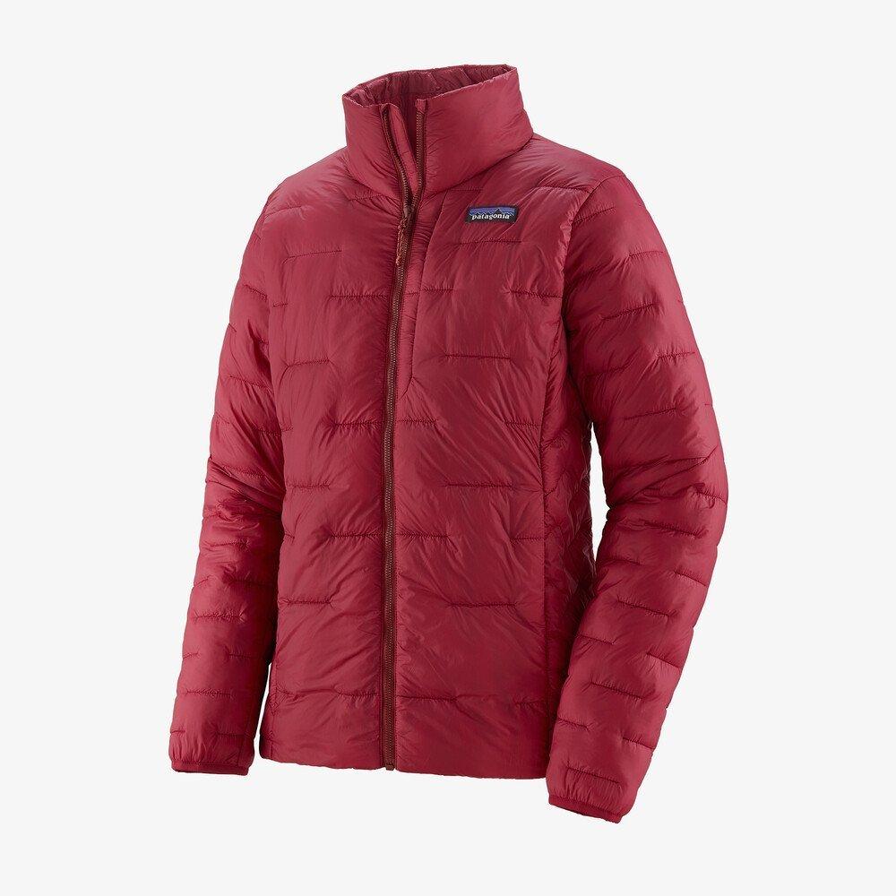 W's Macro Puff Jacket - Roamer Red