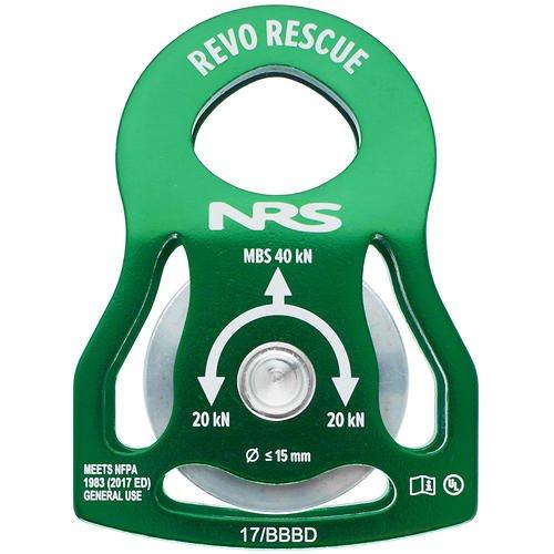 Omega 2 liquid Rescue Pulley
