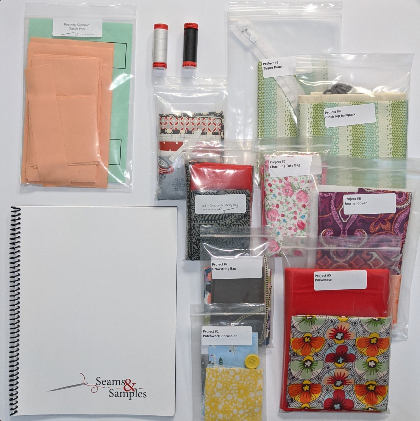 Beginning Sewing Curriculum