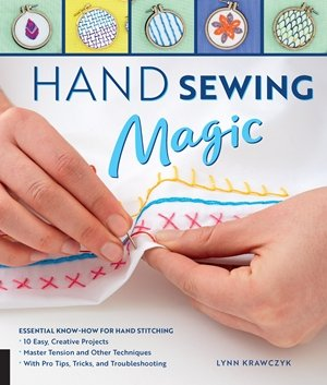 Hand Sewing Magic: Embroidery Bundle