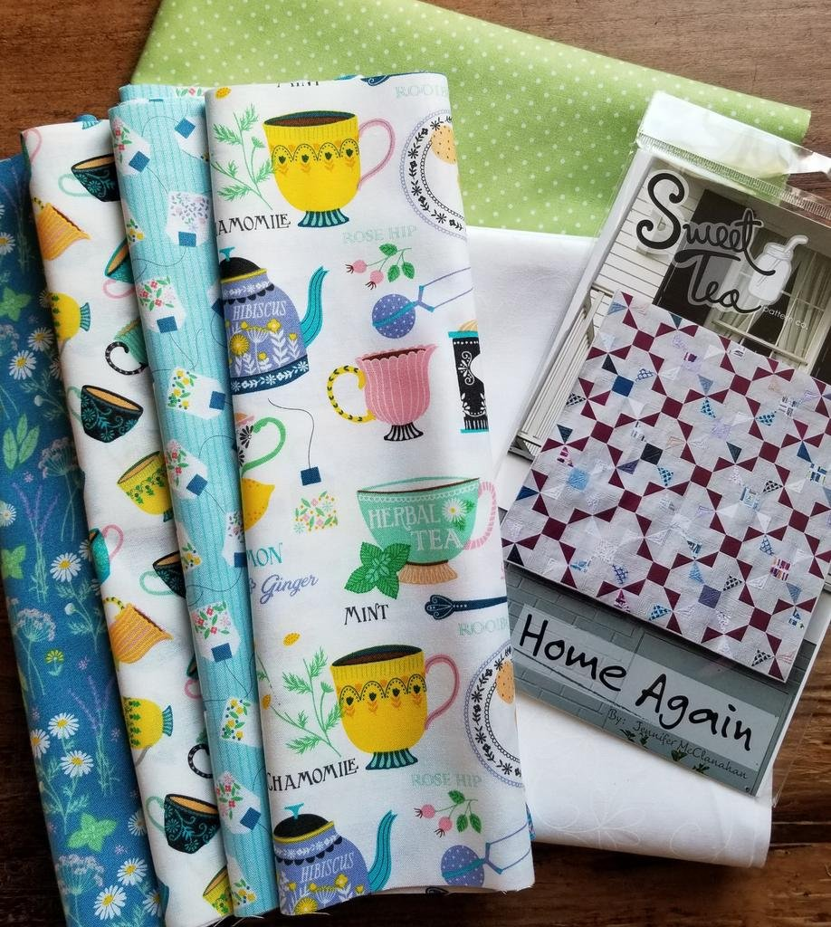 Home again Kit, by Sweet Tea Patterns