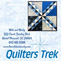 Quilters Trek 2020 • Wild and Wooly
