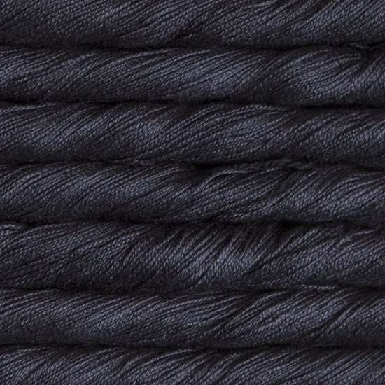 Mora Silk195 Black, Malabrigo