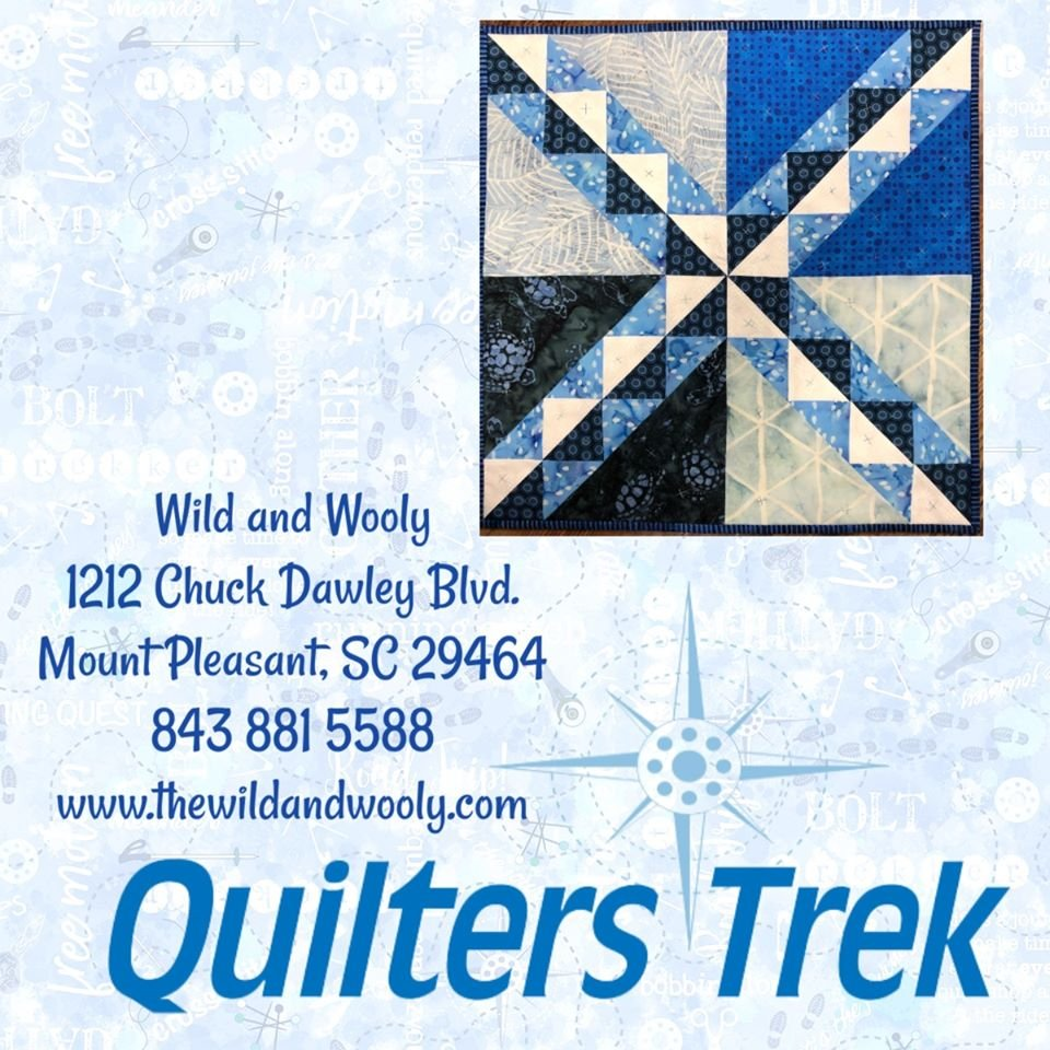 Quilters Trek Kit 2020