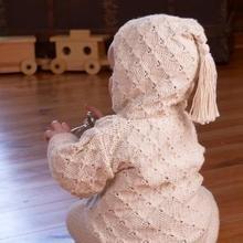 Appalachian Baby Tassel Cardigan