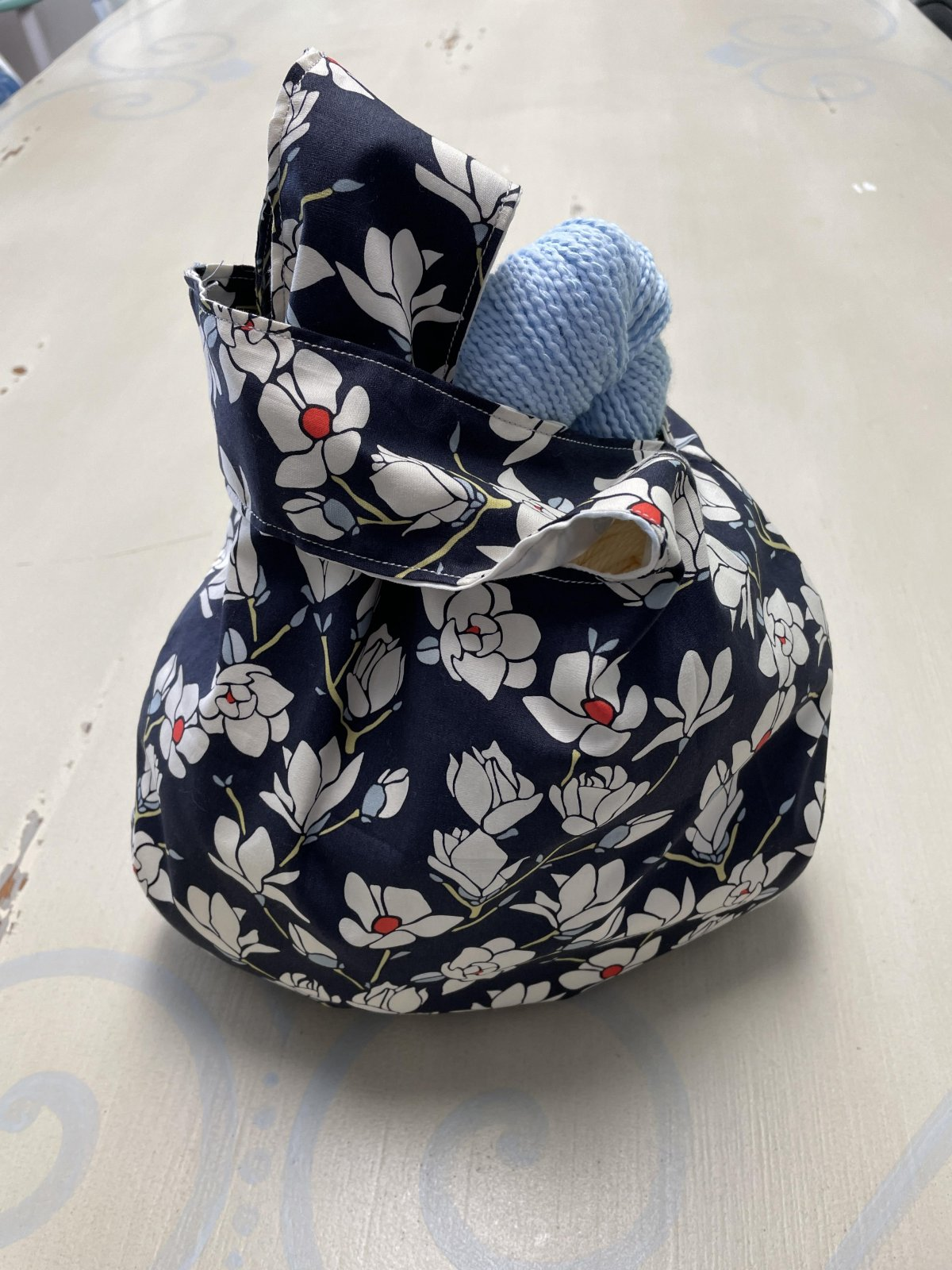 Project Knot Bag