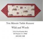 Charleston Table Runner Kit