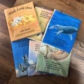 Hush Little Ones Fabric Book Kit