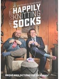 Happily Knitting Socks Book