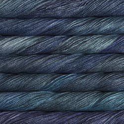Mora Silk 856 Azules, Malabrigo