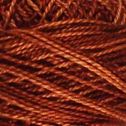 Valdani 5 H201 Pearl Cotton Variegated Ball