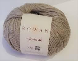 Rowan Softyak DK 244 - Driftwood