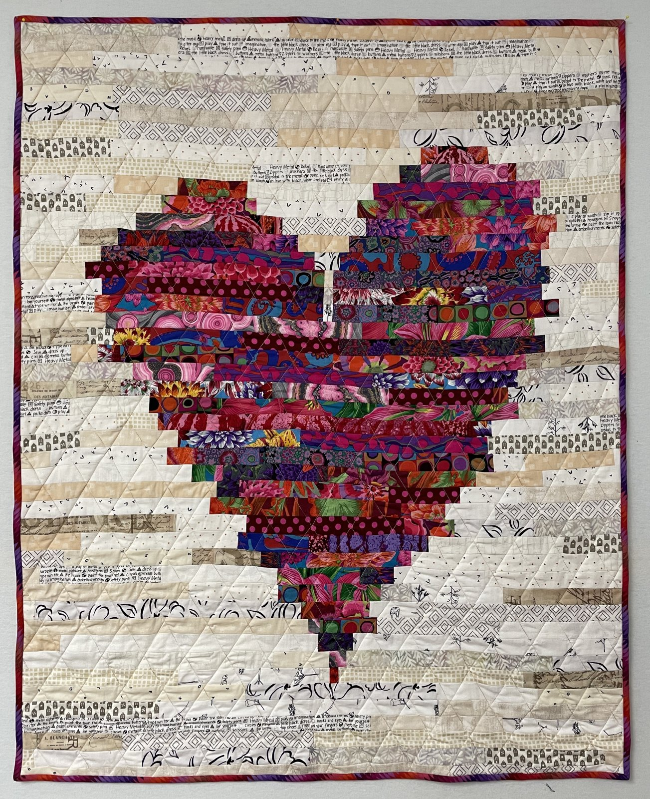 Have a Heart Quilt Kit