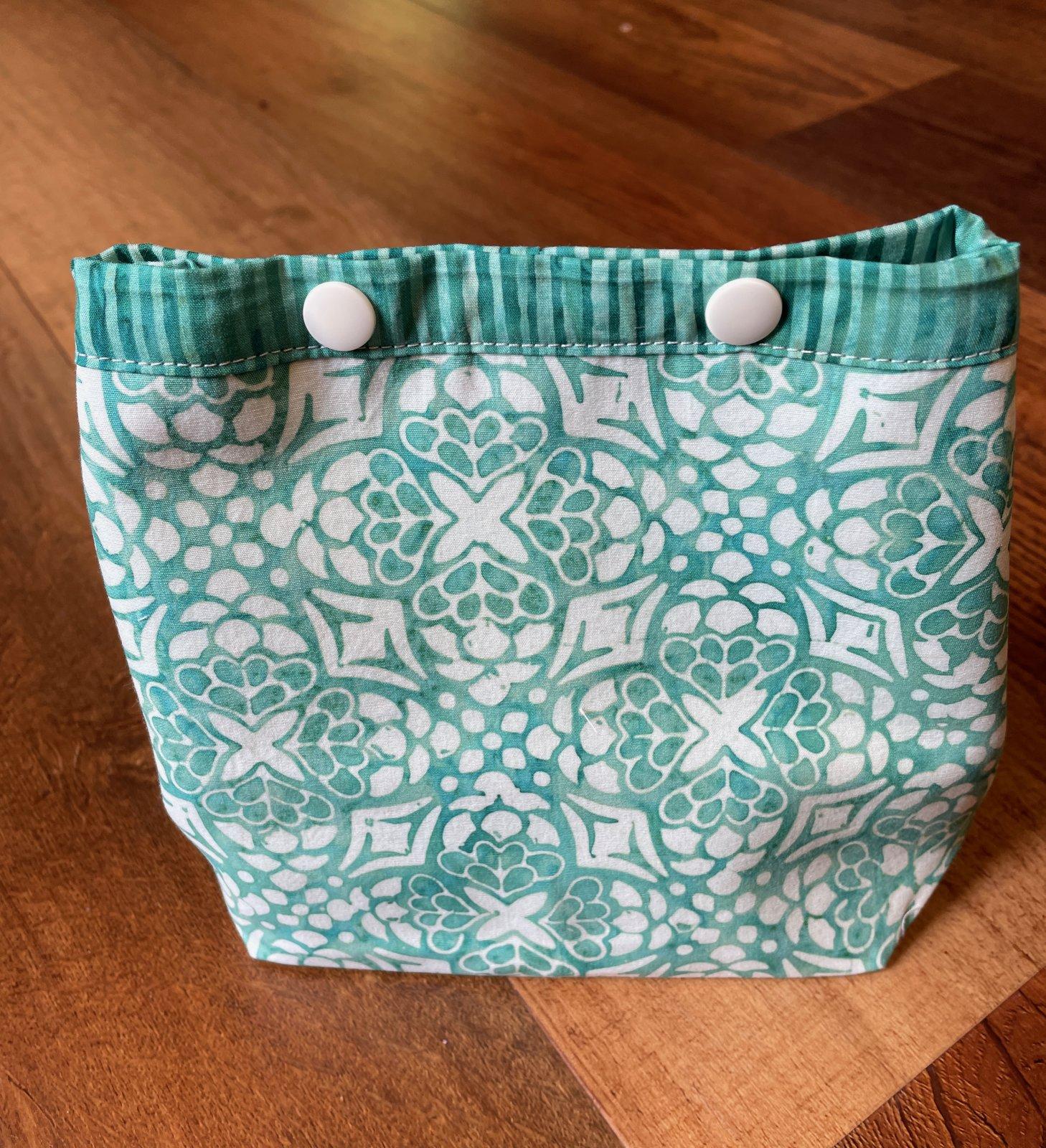 Yarn Ball Bags, by Kim