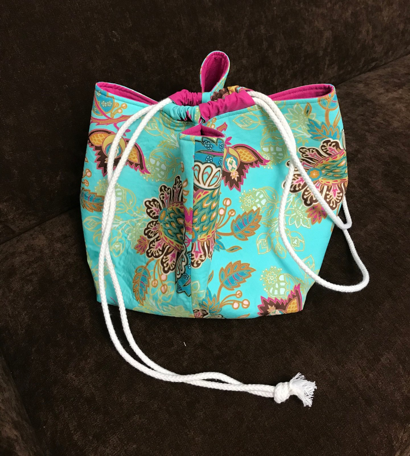 Project Bag Large, Marrakesh