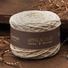 Appalachian Baby Design Organic Cotton Yarn Natural 194 yds
