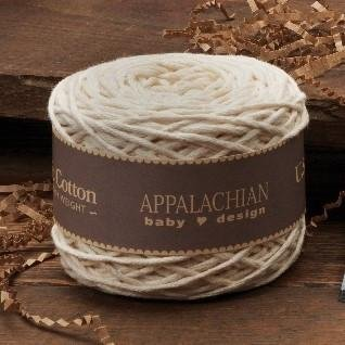 Appalachian Baby Design Organic Cotton Yarn - Organic Chunky
