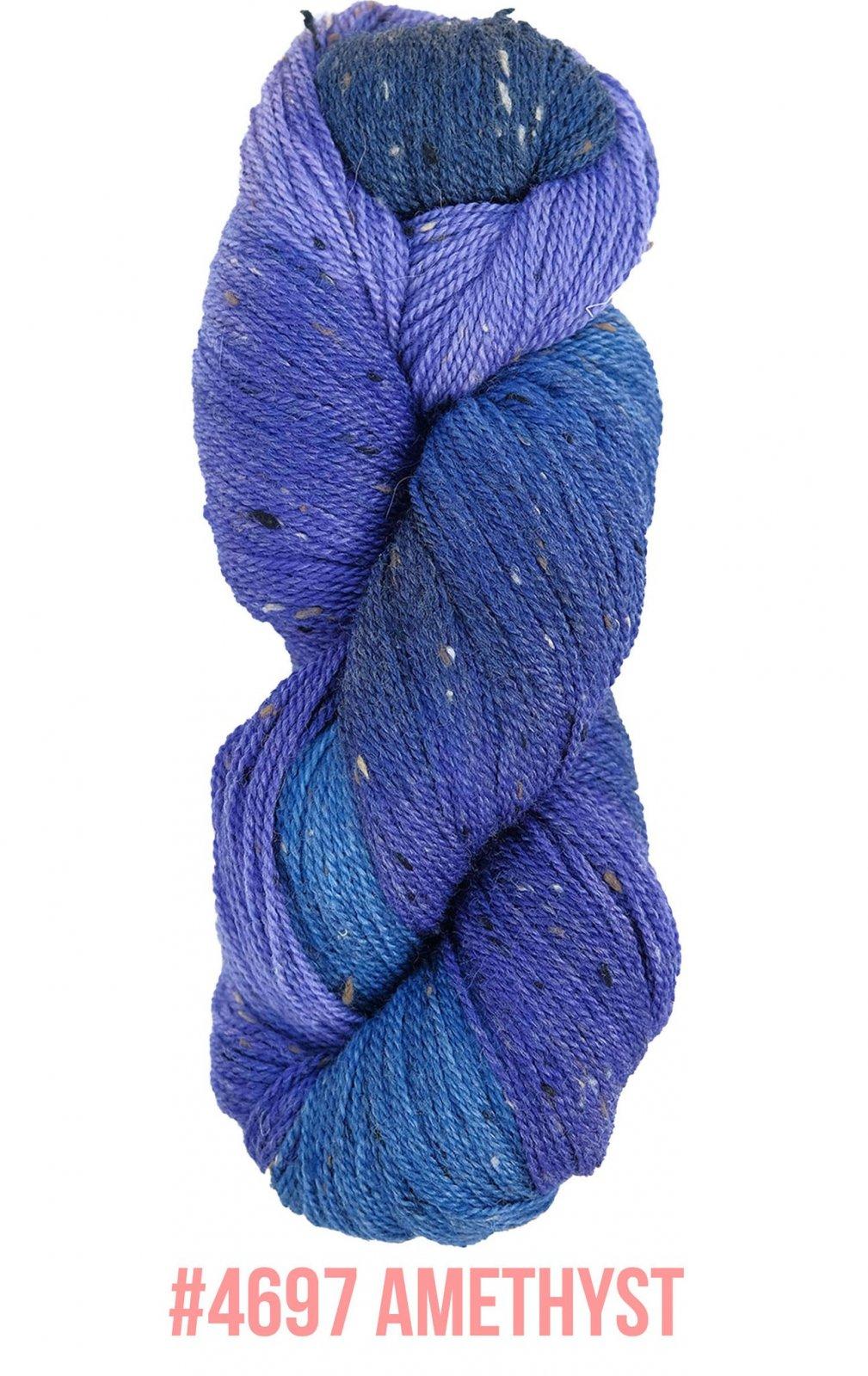 Knit One Kettle Tweed Amethyst #4697