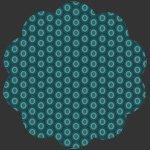 Oval Elements - Deep Bayou 943