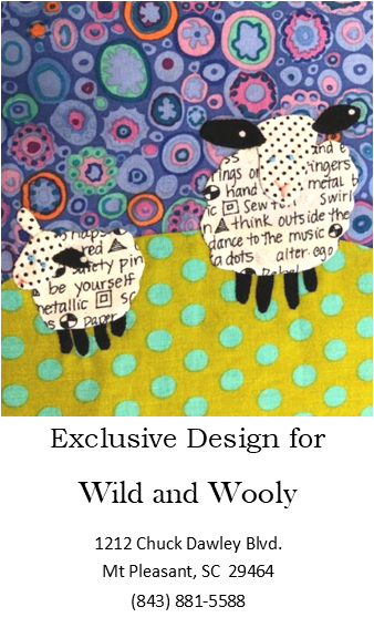 Sheep Applique Kit