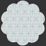 Charleston Squared Elements Rainfall