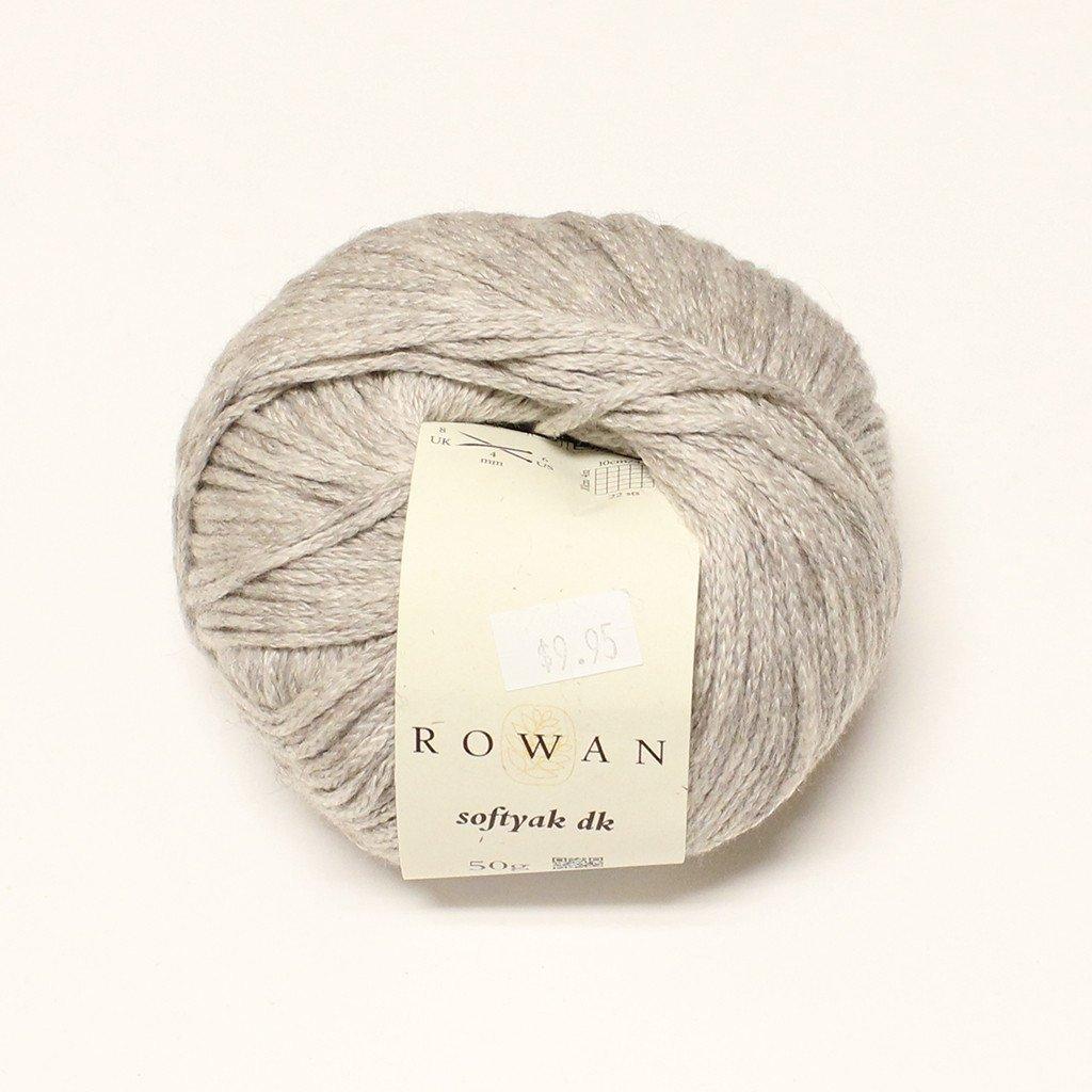 Rowan Softyak DK 230 - Cream