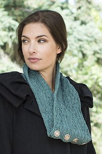 Celtic Cable & Rib Cowl Kit