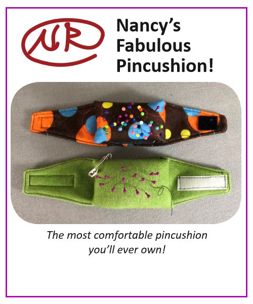 Nancys Fabulous Pin Cushion Pattern