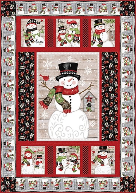 Snow Place Like Home Free Downloadable Pattern