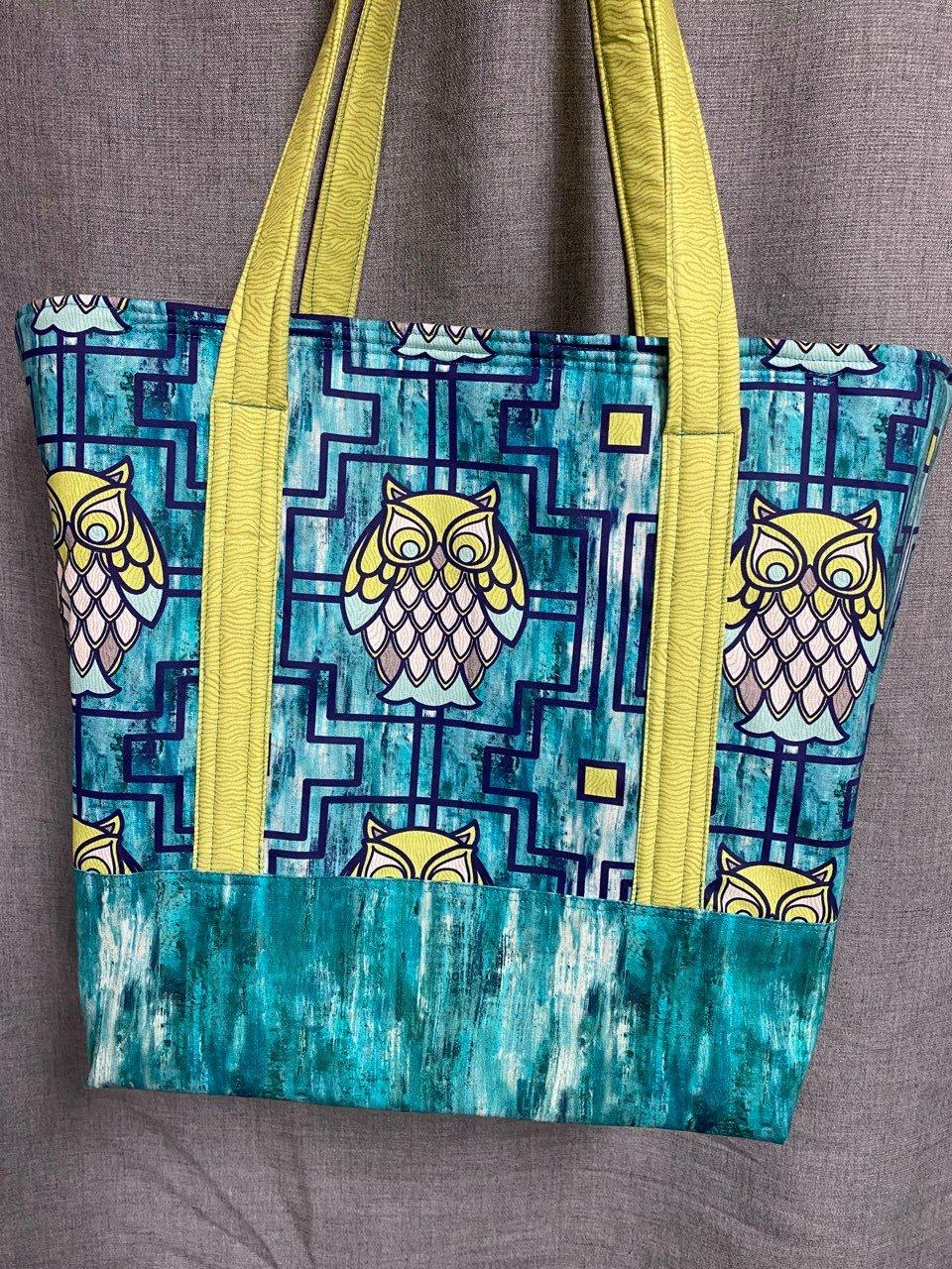 Nocturnal Tourist Tote Bag Kit