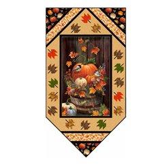 Harvest Elegance Banner Quilt Kit