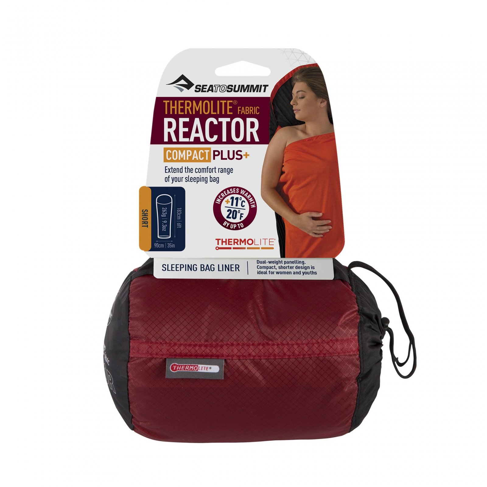 REACTOR PLUS COMPACT- Thermolite Liner