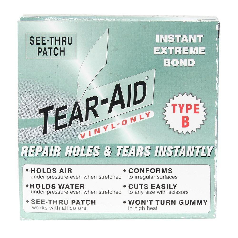 Tear Aid Patch Type B - 5' Roll