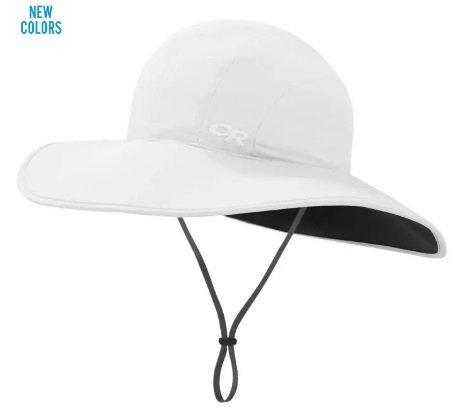 W Oasis Sun Sombrero