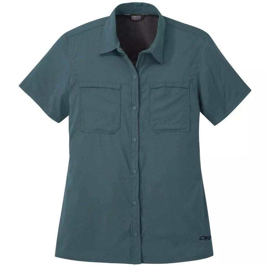 W Optimist S/S Shirt