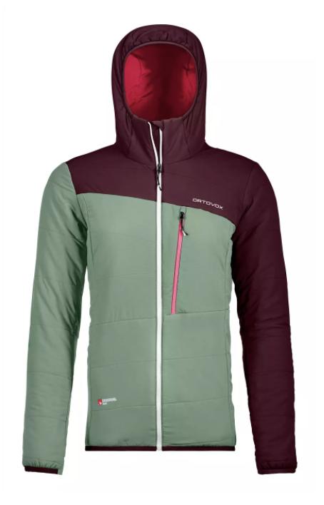 W Swisswool Zebru Jacket