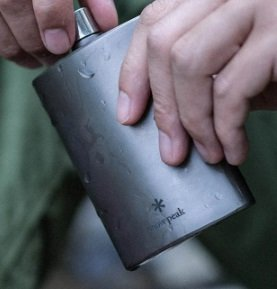 SP Flask Titanium M