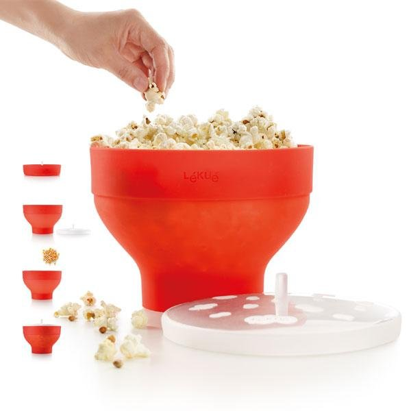 Popcorn Maker, Red