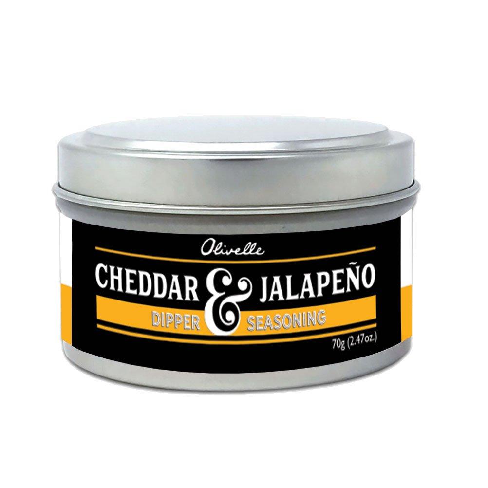 Cheddar & Jalapeno Dipper and Seasoning