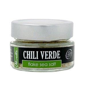 Chili Verde Flake Sea Salt