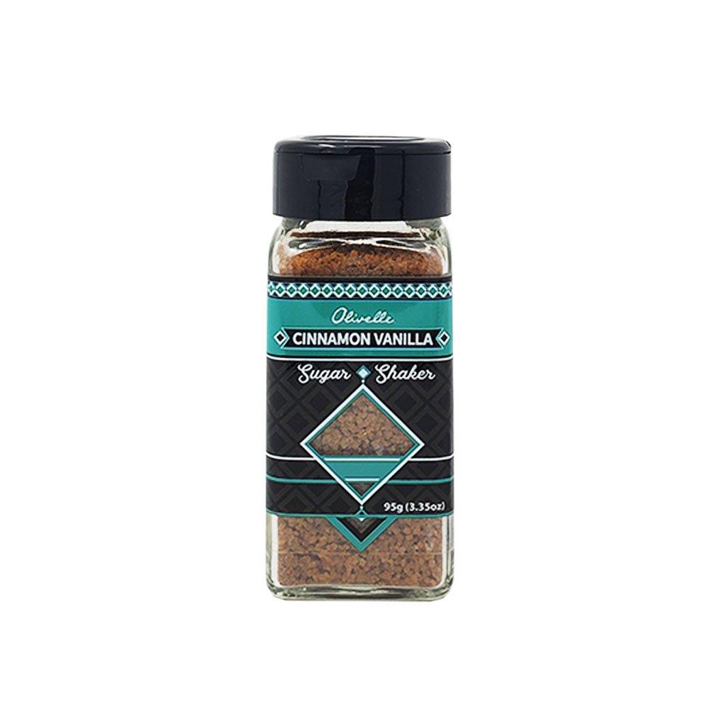 Cinnamon & Vanilla Sugar Shaker